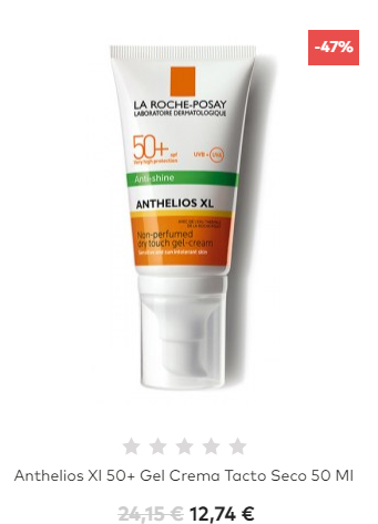 Anthelios XL LA ROCHE POSAY farmacia el boticon